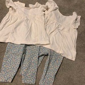 Twin girls 6m Ralph Lauren outfits